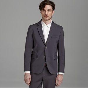 Frank & Oak Laurier Stretch Twill Suit Jacket